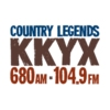 Country Legends 680 KKYX