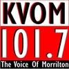 KVOM 101.7 The Voice Of Morrilton