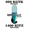 Megatalk 1400 AM Radio