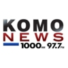 KOMO News 1000 AM - 97.7 FM