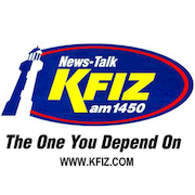 News-Talk 1450 KFIZ logo