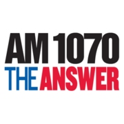 AM 1070 The Answer logo