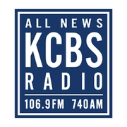 KCBS All News 106.9 FM & 740 AM logo