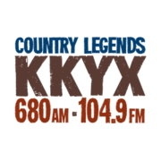 Country Legends KKYX logo