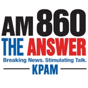 AM 860 The Answer logo