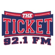 92.1 The Ticket logo