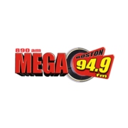 Mega Boston 94.9 logo