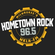 Hometown Rock 96.5 WKLH logo