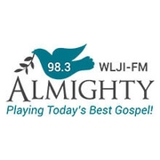 Almighty 98.3 logo