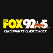 92.5 The Fox logo
