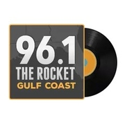 96.1 The Rocket logo