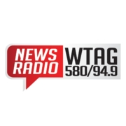 Newsradio WTAG logo
