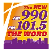 AM 990 and FM 101.5 The Word