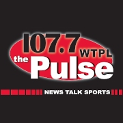 107.7 The Pulse logo