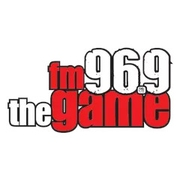96.9 The Game logo