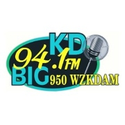The Big KD 94.1 logo